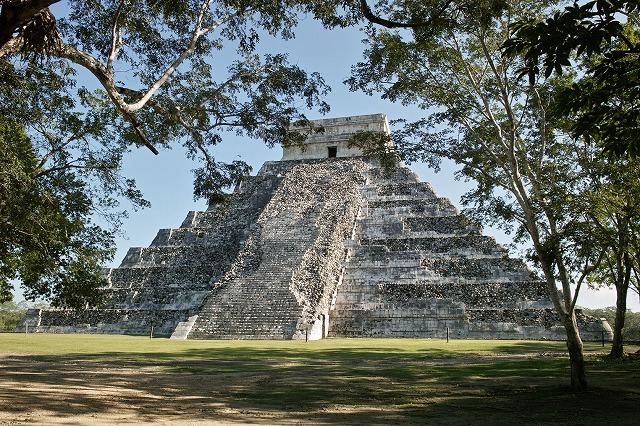 マヤ文明の遺跡を巡る~チチェン・イツァ遺跡